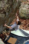 Rock Climbing Photo: Mike Robin.