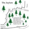 The Mysterious but enjoyable Asylum wall... check it out!