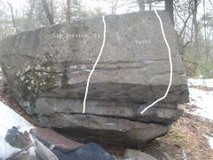 Rock Climbing Photo: Roof.
