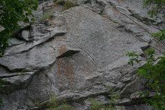 Rock Climbing Photo: Small Block