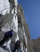 Rock Climbing Photo: The weather's perfect and the gang's all here...  ...
