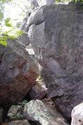 Rock Climbing Photo: Just Grab It!