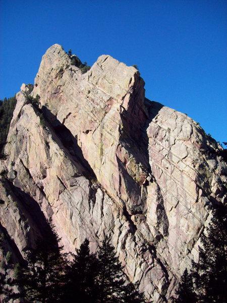 Rock Climbing Photo: Redgarden
