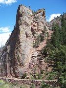 Rock Climbing Photo: The Bastille