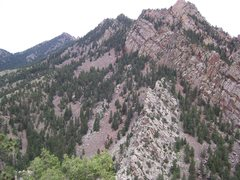 Rock Climbing Photo: West Ridge