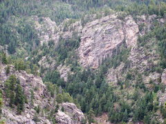 Rock Climbing Photo: Easter Rock