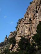Rock Climbing Photo: Perfect day on Lemmon!