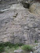 Rock Climbing Photo: Defcon 1.
