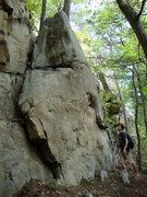 Rock Climbing Photo: chicken