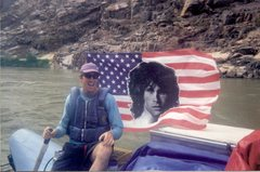 Rock Climbing Photo: From the 50th birthday trip/reunion for a boat loa...