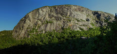 Rock Climbing Photo: Wallface