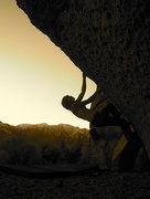 Rock Climbing Photo: unnamed butte boulder