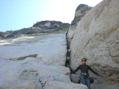 Rock Climbing Photo: 600ft of pure chimney!