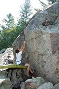 Rock Climbing Photo: Cornerstone