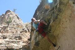Rock Climbing Photo: Beta photo...