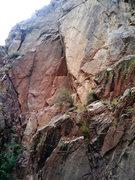 Rock Climbing Photo: Banzai