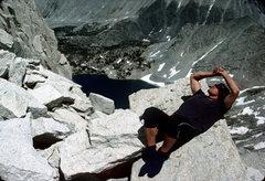 "Rock Climbing Photo: Richard (aka ""Dick"" or ""Lep"") ..."