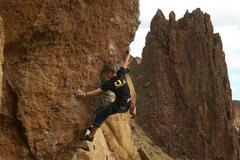 Rock Climbing Photo: See?  UofO.
