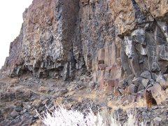 Rock Climbing Photo: Fat Man Wall