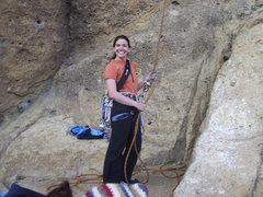Rock Climbing Photo: smith rock- oct 07