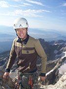 Rock Climbing Photo: Upper Exum