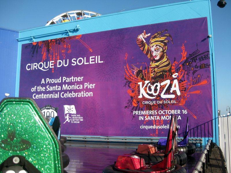 Rock Climbing Photo: Cirque Du Soleil, woohoo! (Jonny's line of work)  ...