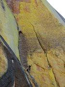 Rock Climbing Photo: The Living Corner photo by : Natalie Makardish