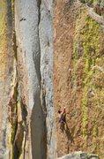 Rock Climbing Photo: Scirocco photo by : Natalie Makardish