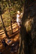 Rock Climbing Photo: Mt Erie Summit Slabs