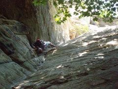 Rock Climbing Photo: Calypso II