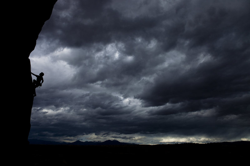 Bat Cave finish.<br> Andrewburr.com Photography