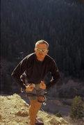 Rock Climbing Photo: Chuck Journey