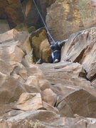 Rock Climbing Photo: 5.9+