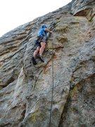 Rock Climbing Photo: Eric gettin' some KP 109.