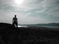 Rock Climbing Photo: Succsess