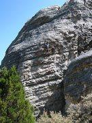 Rock Climbing Photo: Tidal Wave