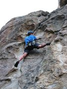 Rock Climbing Photo: Eric's got 'er dailed...