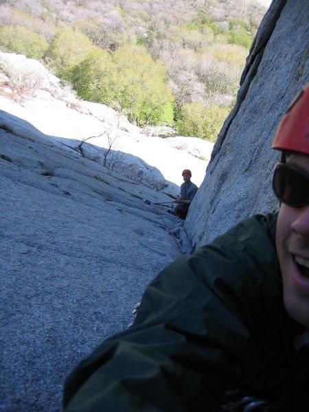 Rock Climbing Photo: zeb