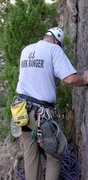 Rock Climbing Photo: Behave yourself if you see someone wearing this sh...