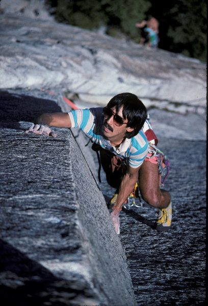 Rock Climbing Photo: Top of 3rd pitch of Anti-Jello