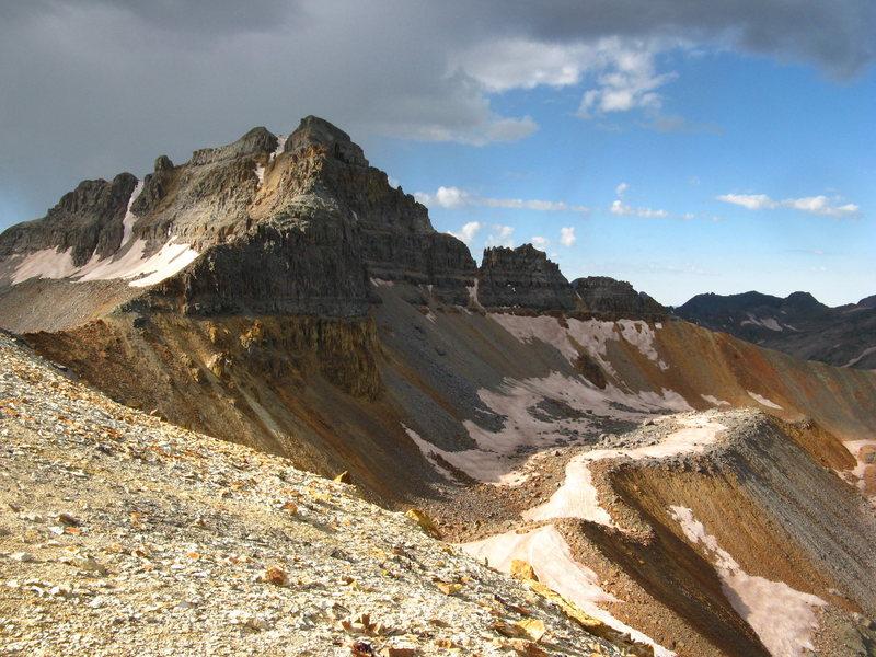 Rock Climbing Photo: Vermillion.