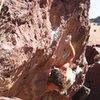 Peck's Mystery, Box Canyon