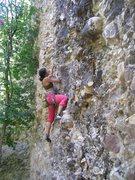 Rock Climbing Photo: Mylanta