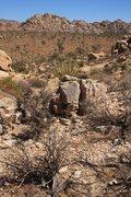 Rock Climbing Photo: Nice miniature formation