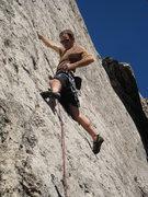 Rock Climbing Photo: Jackalope...