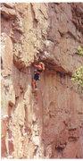Rock Climbing Photo: Community Service 5.11c redpoint