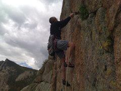 Rock Climbing Photo: Outlander