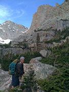 Rock Climbing Photo: OK