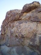 Rock Climbing Photo: Ben & Eileen Dover Beta Shot