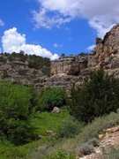Rock Climbing Photo: Scenic Photo